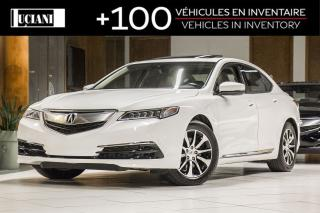 Used 2017 Acura TLX * LOW KM * Navigation * LED *  Warranty 130 000km* for sale in Montréal, QC