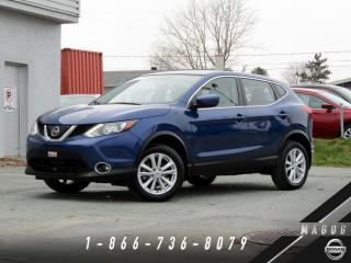 Used 2018 Nissan Qashqai SV + 2RM + TOIT + BLUETOOTH! for sale in Magog, QC