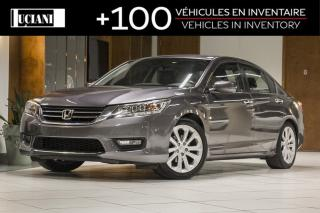 Used 2014 Honda Accord * Touring * Navigation * Back Up Camera * Sunroof for sale in Montréal, QC