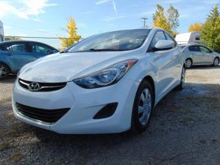 Used 2013 Hyundai Elantra Berline  *Disp. limitée*BAS KILO**** for sale in St-Eustache, QC