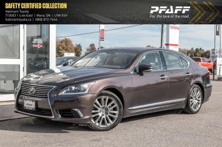 Used 2014 Lexus LS 460 AWD 8A for sale in Orangeville, ON