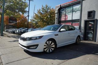 Used 2013 Kia Optima Berline 4 portes, automatique, SX for sale in Laval, QC