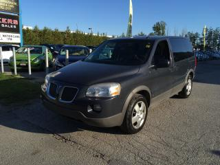 Used 2009 Pontiac Montana w/1SA for sale in Newmarket, ON