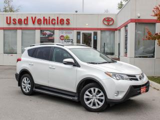 Used 2013 Toyota RAV4 AWD 4dr Limited for sale in North York, ON