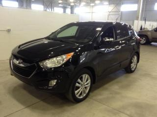 Used 2013 Hyundai Tucson AWD LIMITED CUIR TOIT for sale in Longueuil, QC