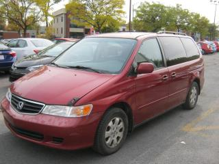 Used 2002 Honda Odyssey for sale in Longueuil, QC