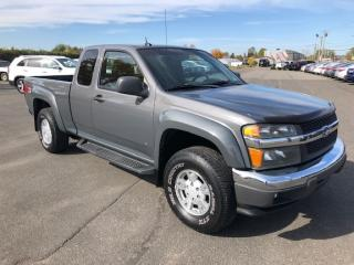Used 2008 Chevrolet Colorado LT 4X4 for sale in Lévis, QC