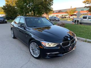 Used 2012 BMW 328i LUXURY NAVI CAMERA SUNROOF PHONE XDRIVE for sale in Concord, ON