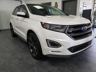 Used 2015 Ford Edge Sport AWD TWIN TURBO, PNEUS 21 POUCES! for sale in Châteauguay, QC