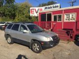 Photo of Silver 2005 Hyundai Santa Fe