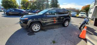Used 2015 Jeep Cherokee North for sale in Cornwall, ON