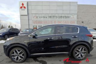 Used 2017 Kia Sportage SX -TURBO -AWD -NAVI -TOIT PANO - for sale in St-Hubert, QC
