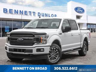 Used 2019 Ford F-150 XLT for sale in Regina, SK