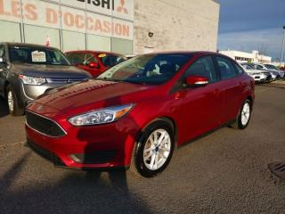 Used 2015 Ford Focus SE for sale in St-Hubert, QC