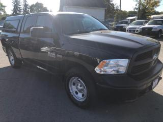 Used 2016 RAM 1500 Tradesman,Quad cab 4x4 for sale in St Catharines, ON