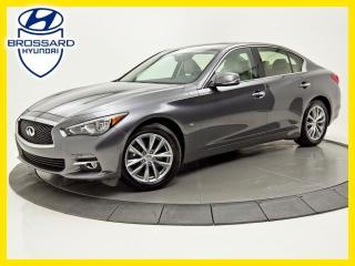 Used 2016 Infiniti Q50 4dr Sdn 2.0t for sale in Brossard, QC