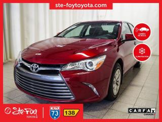 Used 2016 Toyota Camry Le Camera Recul for sale in Québec, QC