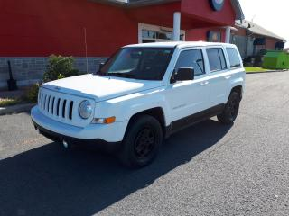 Used 2013 Jeep Patriot north for sale in Cornwall, ON