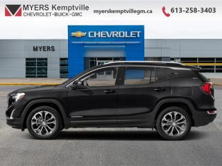 Used 2020 GMC Terrain SLT  - Heated Seats - Power Liftgate for sale in Kemptville, ON