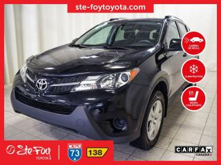 Used 2015 Toyota RAV4 LE Sièges chauffants, Caméra recul for sale in Québec, QC