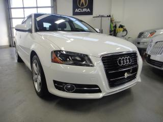 Used 2013 Audi A3 MUST SEE,VERY LOW KM,NO ACCIDENT,PANO ROOF for sale in North York, ON