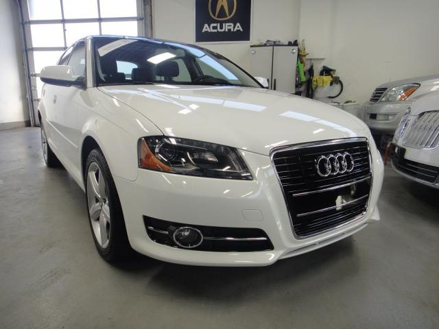 2013 Audi A3 MUST SEE,VERY LOW KM,NO ACCIDENT,PANO ROOF