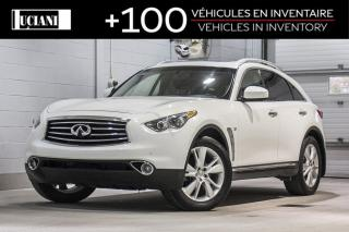 Used 2015 Infiniti QX70 AWD 4DR for sale in Montréal, QC