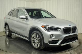 Used 2017 BMW X1 XDRIVE CUIR TOIT PANO MAGS CAMERA DE REC for sale in St-Hubert, QC