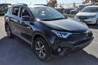 Used 2018 Toyota RAV4 LE AWD A/C  MAGS BLUETOOTH for sale in St-Hubert, QC