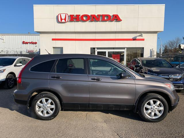 2009 Honda CR-V EX AWD Heated Seats Sunroof