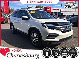 Used 2016 Honda Pilot 4 RM 4 portes EX for sale in Charlesbourg, QC
