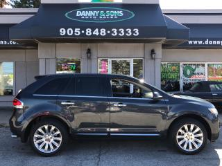 Used 2013 Lincoln MKX AWD for sale in Mississauga, ON