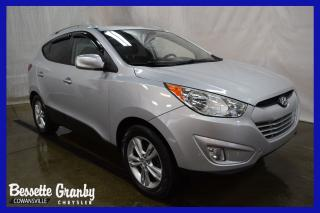 Used 2010 Hyundai Tucson +Hitch, Bluetooth+ for sale in Cowansville, QC