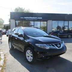 Used 2012 Nissan Murano SL AWD **CUIR + TOIT PANO** for sale in St-Hubert, QC
