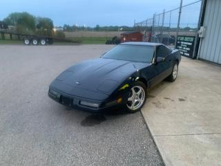 Used 1992 Chevrolet Corvette LT1 for sale in St. Thomas, ON