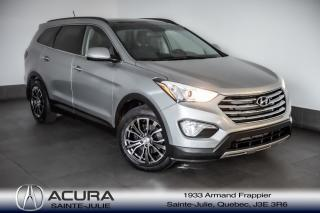 Used 2015 Hyundai Santa Fe XL Luxury for sale in Ste-Julie, QC