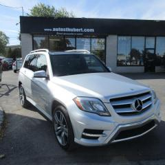 Used 2013 Mercedes-Benz GLK350 4MATIC **TOIT PANO+ DVD** for sale in St-Hubert, QC