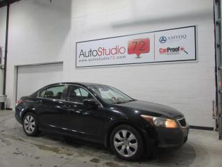 Used 2008 Honda Accord EX-L **AUTO**CUIR**TOIT**MAGS** for sale in Mirabel, QC