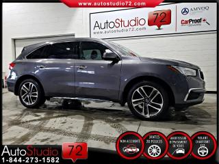 Used 2017 Acura MDX Ensemble Navigation SH-AWD 7 PASSAGERS for sale in Mirabel, QC