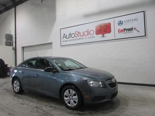 Used 2012 Chevrolet Cruze LS berline **6 VITESSES**GR.ÉLEC,** for sale in Mirabel, QC