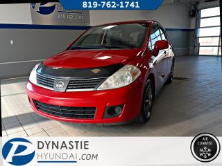 Used 2007 Nissan Versa S for sale in Rouyn-Noranda, QC