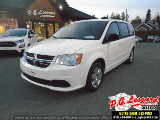 Used 2013 Dodge Grand Caravan SXT Stow N Go for sale in St-Prosper, QC