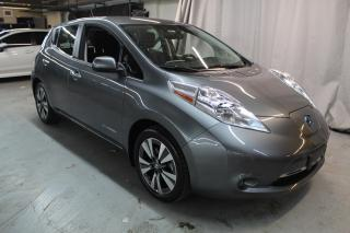 Used 2016 Nissan Leaf SV (NAV,MAGS,BLUETOOTH) CHARGE RAPIDE !! for sale in St-Constant, QC
