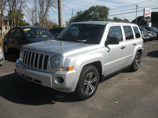 Used 2009 Jeep Patriot 4 RM, 4 portes, Sport for sale in St-Sulpice, QC