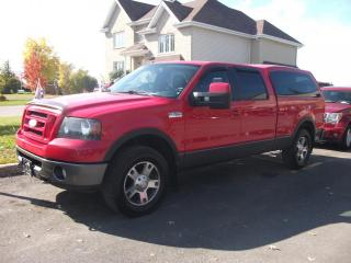 Used 2008 Ford F-150 4 RM, Super cabine multiplaces 139 po, X for sale in St-Sulpice, QC