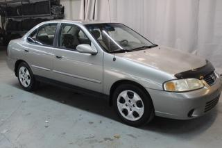 Used 2003 Nissan Sentra XE (GROUPE ELECTRIQUE,A/C,CRUISE) for sale in St-Constant, QC