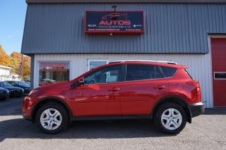 Used 2014 Toyota RAV4 LE AWD FULL ÉQUIPÉ CAMERA SIÈGES CHAUFFANT 107 155 for sale in Lévis, QC
