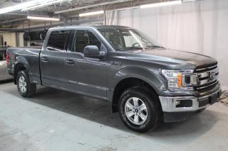Used 2018 Ford F-150 XLT  SuperCrew (CAMERA,HITCH,5.0L) for sale in St-Constant, QC