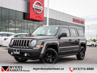 Used 2015 Jeep Patriot SPORT  - Bluetooth -  Cruise Control - $103 B/W for sale in Kanata, ON