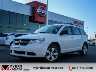 Used 2015 Dodge Journey Canada Value Pkg  - $79 B/W for sale in Kanata, ON